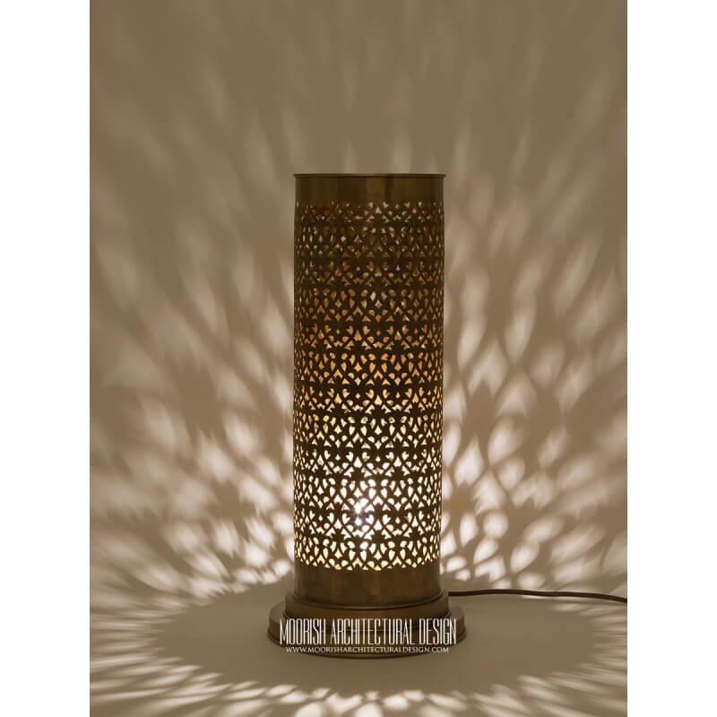 Moroccan Floor Lamp Santa Barbara UL Listed