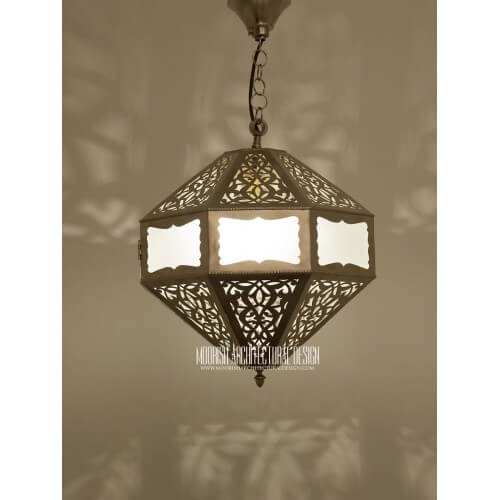 Traditional Moroccan Pendant 43
