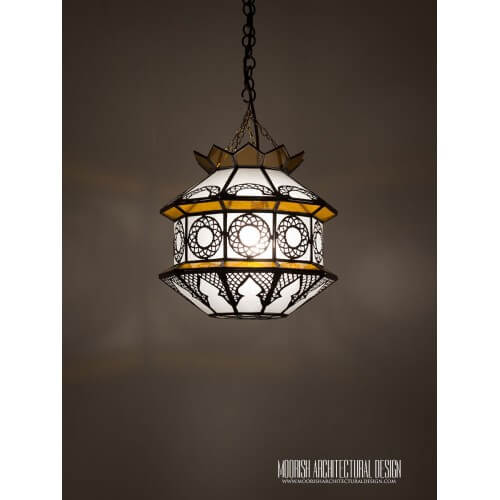 Traditional Moroccan Pendant 44
