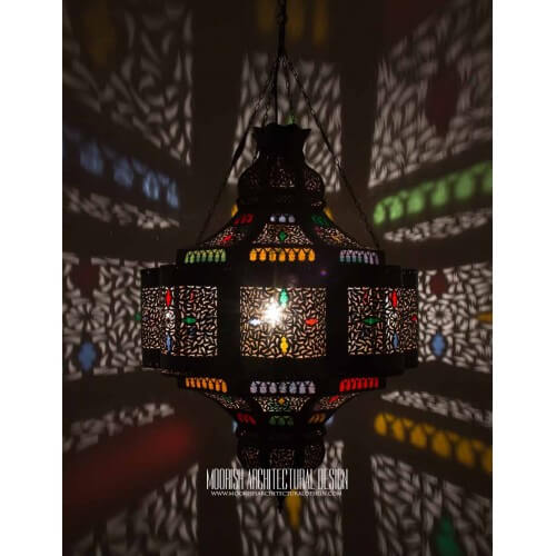 Traditional Moroccan Pendant 46