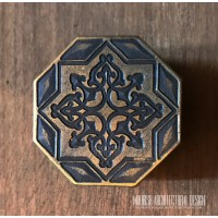 Moorish Cabinet Knobs