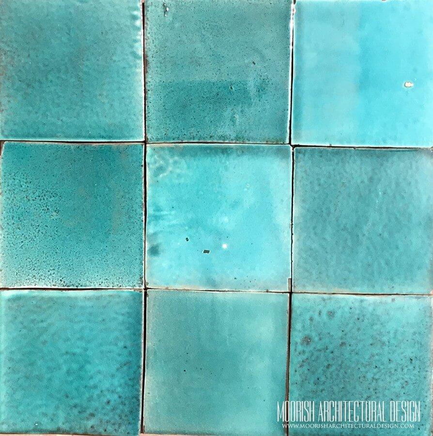 Aqua Green Pool Tiles shop