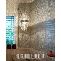 Moroccan Bathroom Pendant Lights Ideas