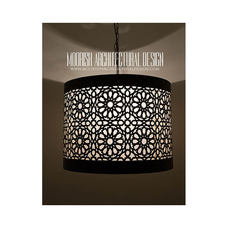 Moorish Bar Lighting
