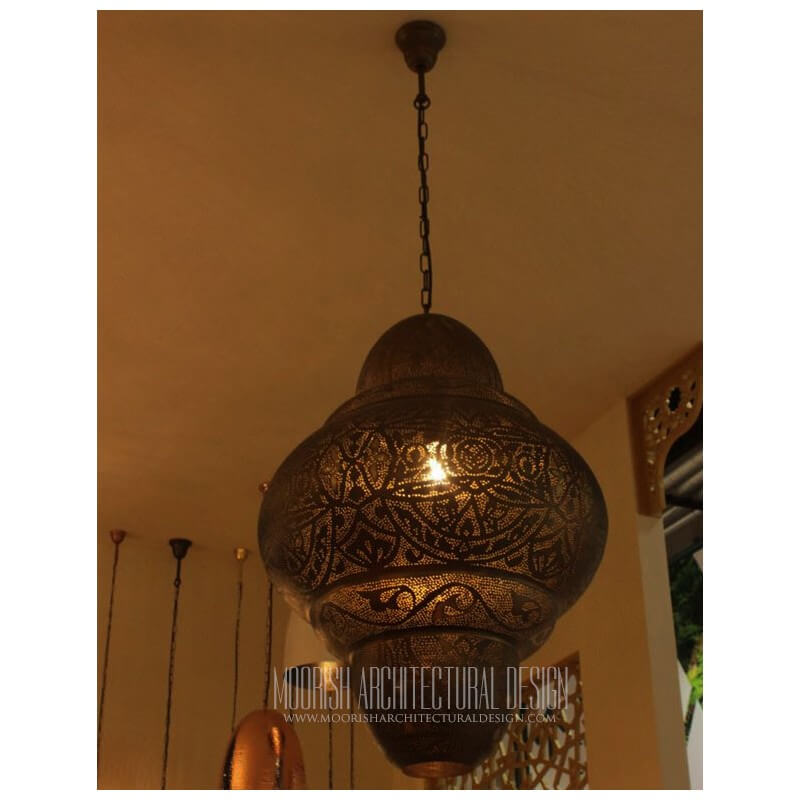 High-end Moroccan lighting