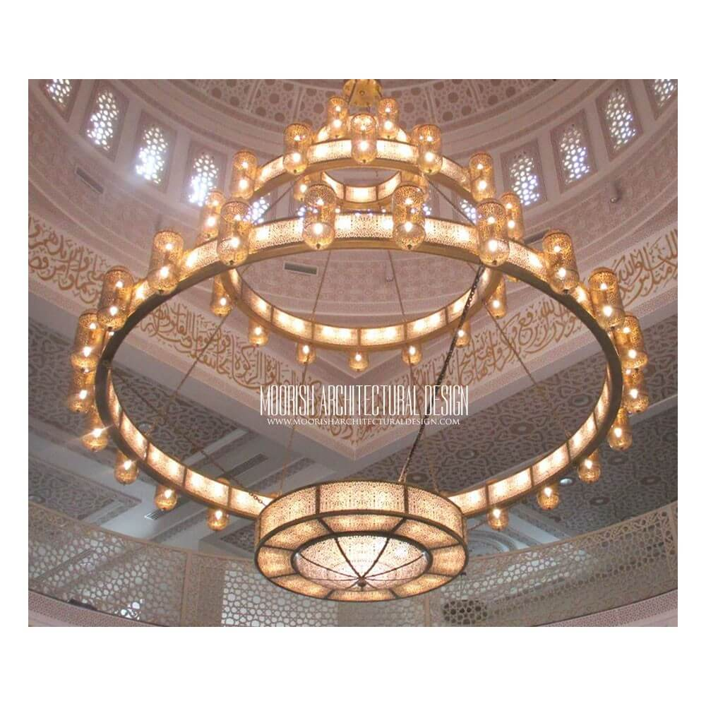 Modern chandelier moroccan filigree chandelier luxury hotel light large arabian chandelier arubaitofo Choice Image
