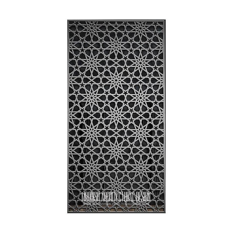 Metal Fretwork Jali Panels