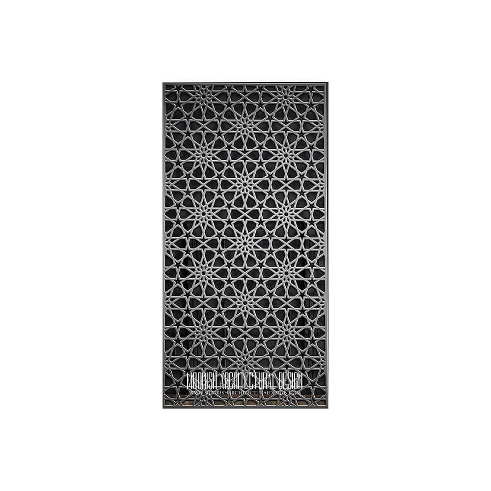 Metal Fretwork Jali Panels Moorish Screen Arabian Screens