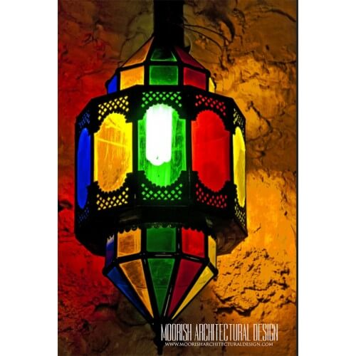 Traditional Moroccan Lantern 25
