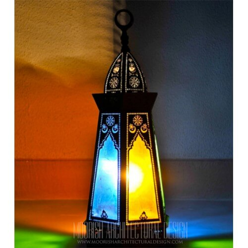 Moroccan Outdoor Light 25