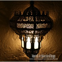 Moroccan Hotel Lighting