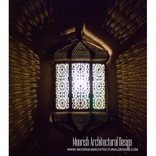 Traditional Moroccan Sconce 23