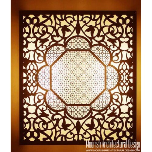 Modern Moroccan Sconce 14