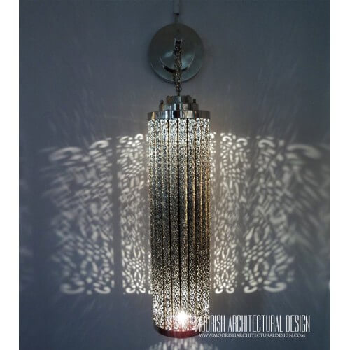 Modern Moroccan Sconce 17