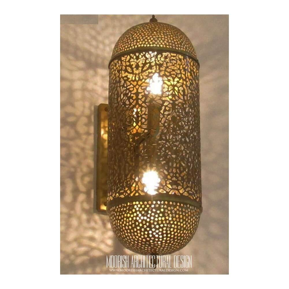 Custom Wall Sconce Artisan Lighting Manufacturer - Custom bathroom lighting