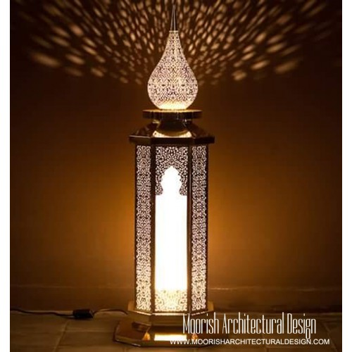 Modern Moroccan Lamp 14