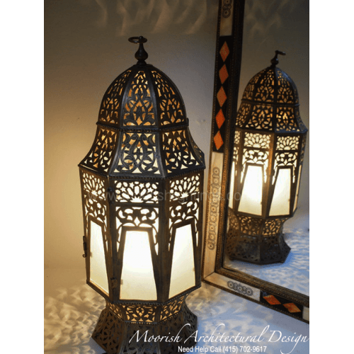 Hospitality Lighting – Arabian Style lamps
