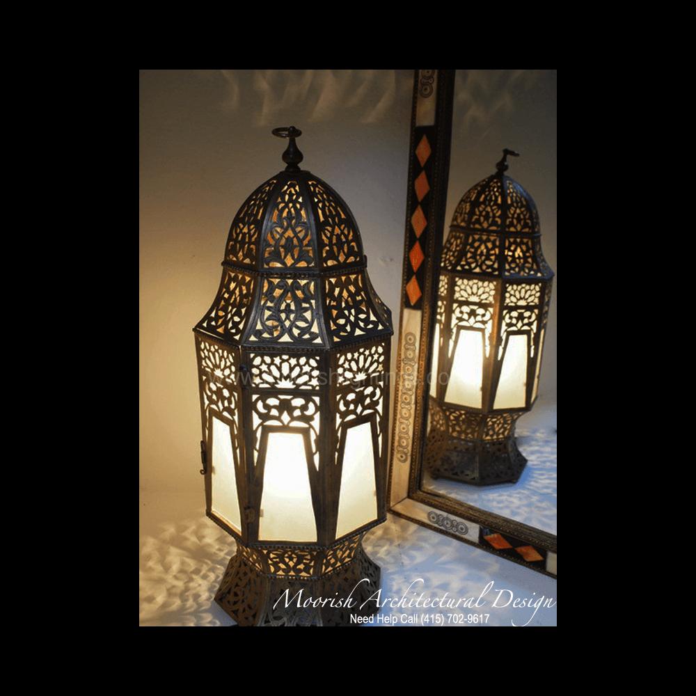 Hospitality Lighting Arabian Style Lamps