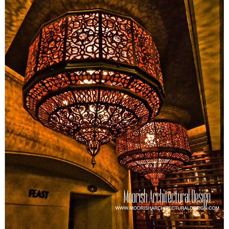 Moroccan Ceiling Lights inspiration ideas