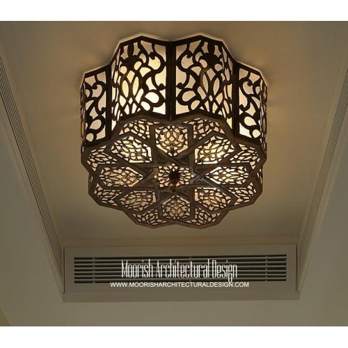 Moorish Ceiling Lights ideas