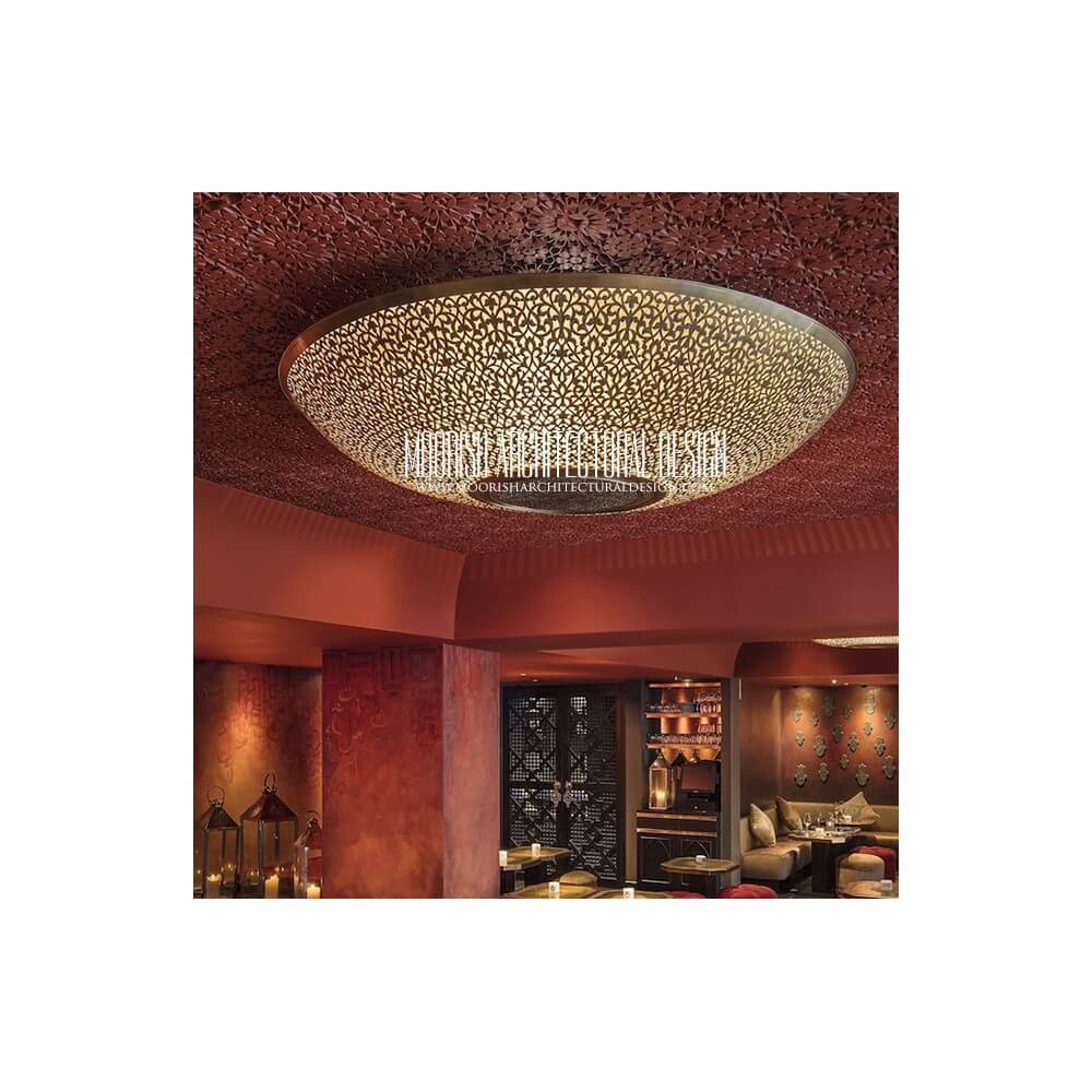 Designer Ceiling Lights Luxury Moorish Ceiling Lights