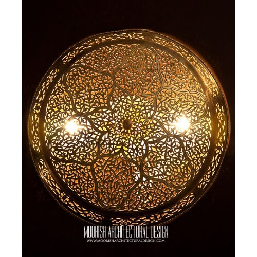 Moroccan Ceiling Light 10