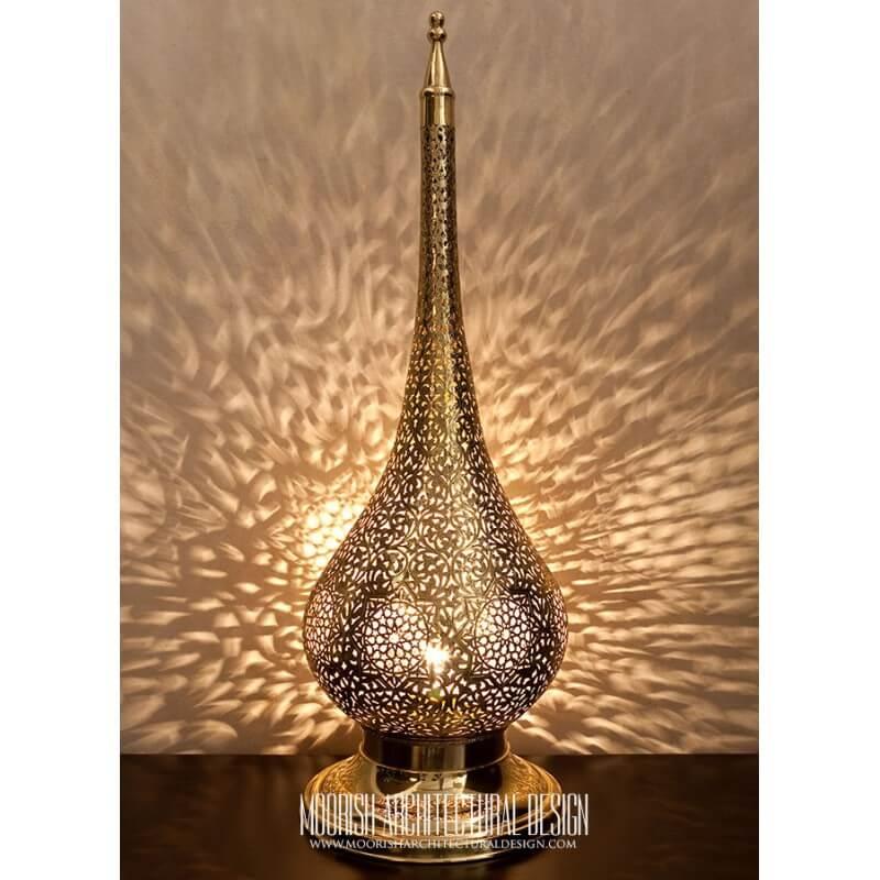 Ethnic lamp