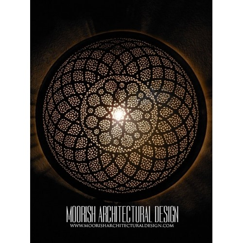 Modern Moroccan Sconce 26