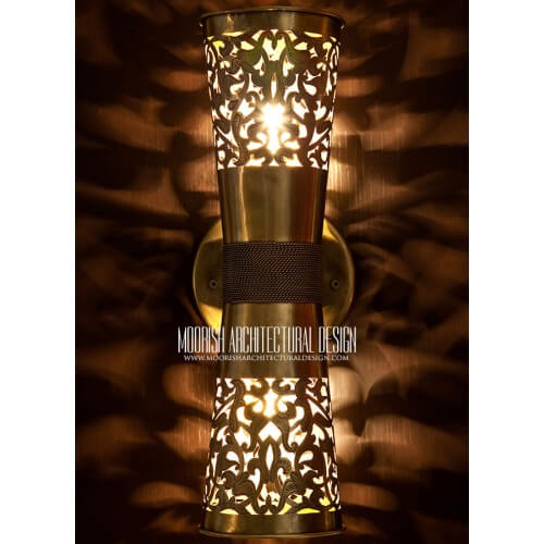 Modern Moroccan Sconce 29
