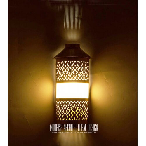 Modern Moroccan Sconce 31