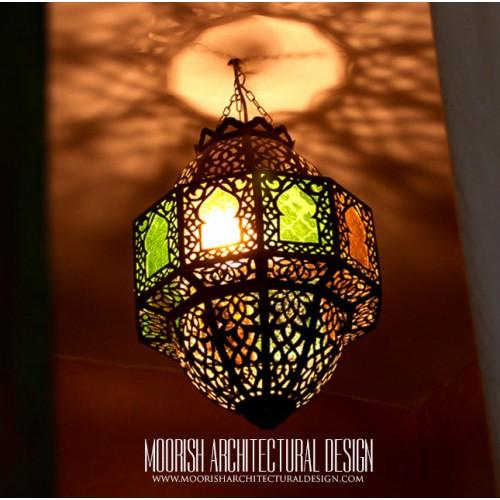 UL Listed Moroccan lighting