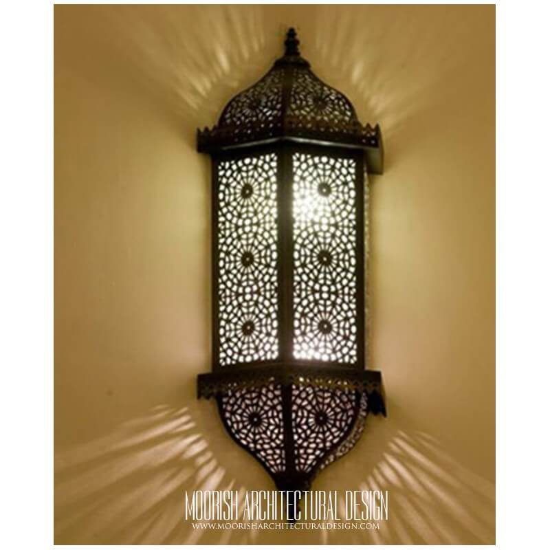 Shop Moroccan Wall Lighting Los Angeles California