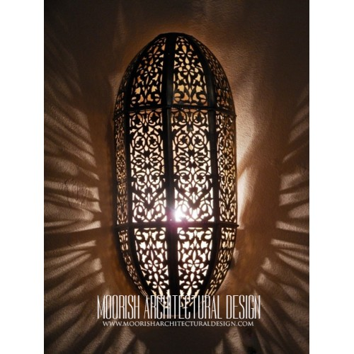 Modern Moroccan Sconce 33