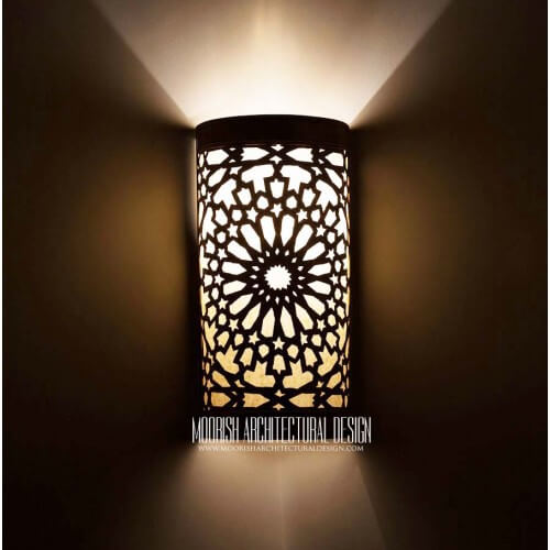 Modern Moroccan Sconce 34