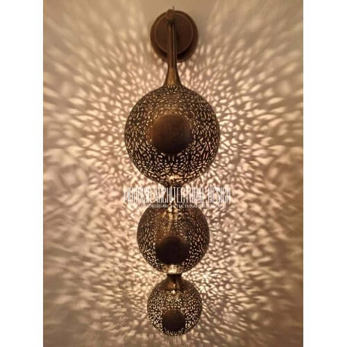 Modern Moroccan Sconce 37