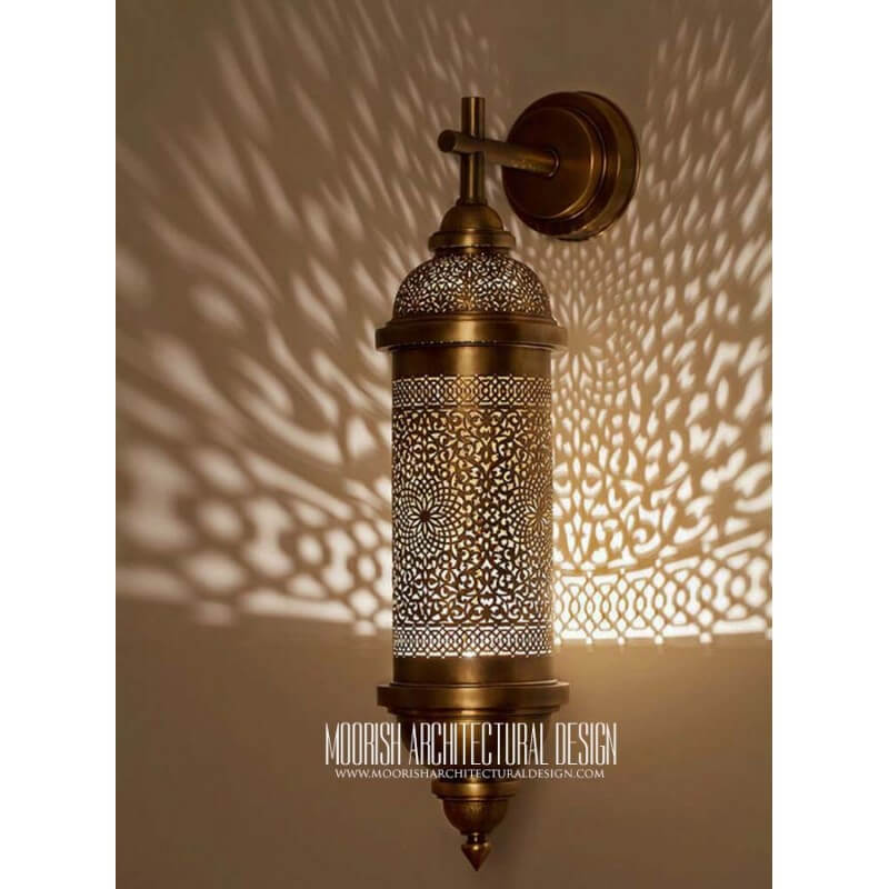 Custom Modern Bathroom Lighting