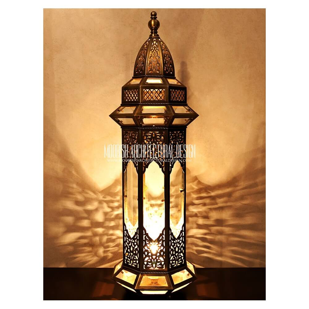 Moroccan Filigree Lights