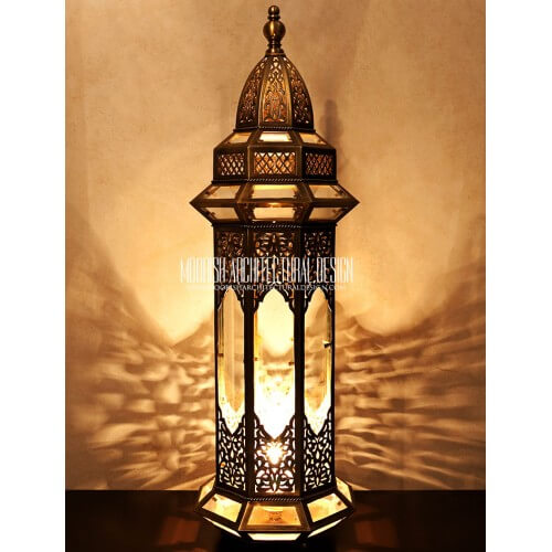 Traditional Moroccan Lamp 12
