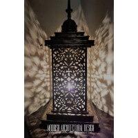 Mediterranean lamp