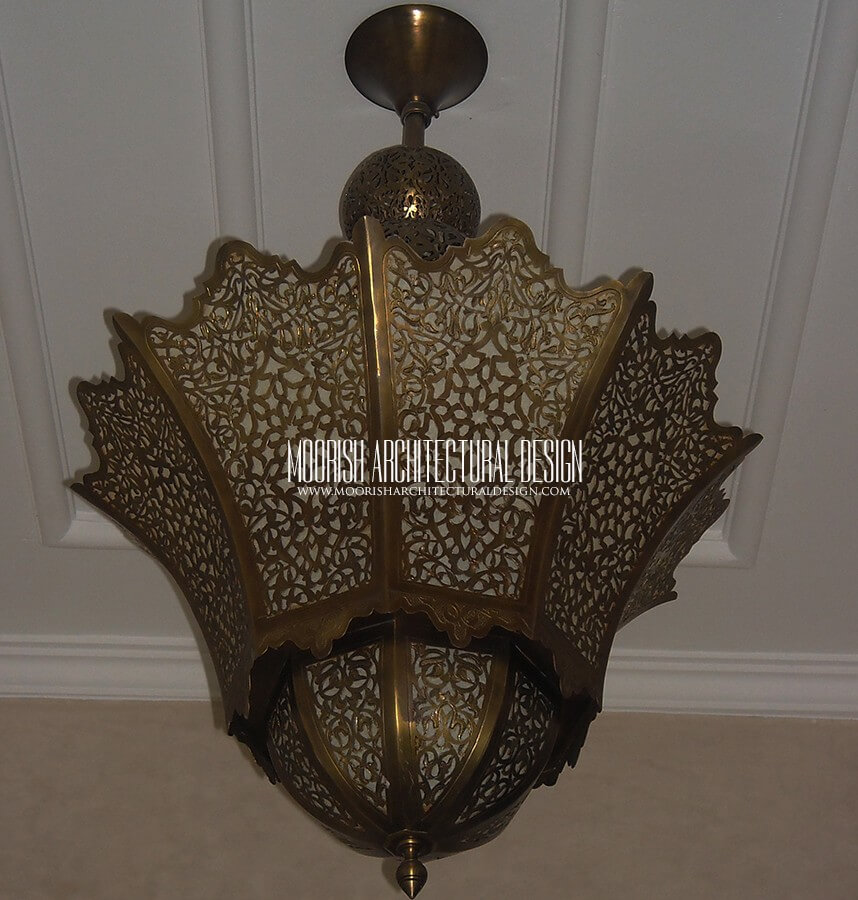 Moroccan bathroom lighting: Buy Moroccan pendant Light Online
