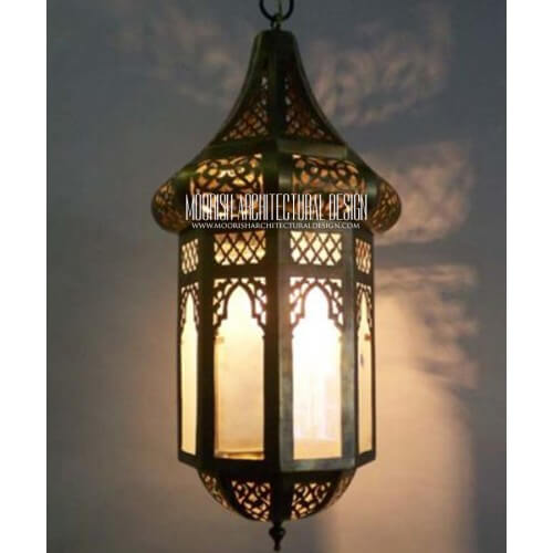 Traditional Moroccan Pendant 62