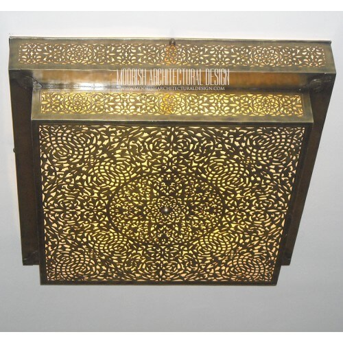 Moroccan Ceiling Light 17