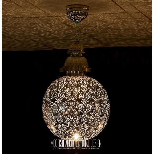 Modern Moroccan Pendant 89