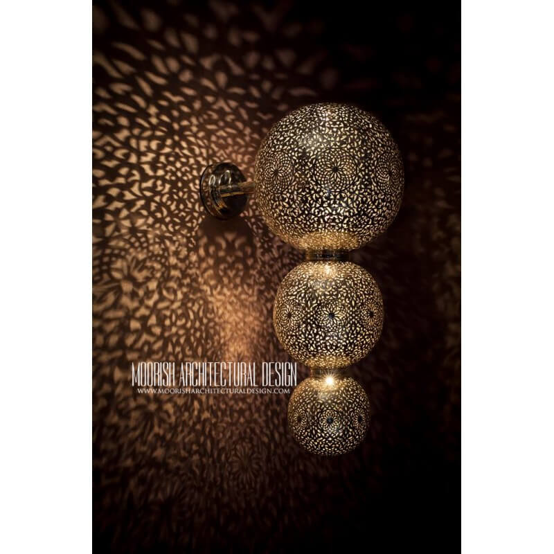 Custom Mediterranean Wall Lights