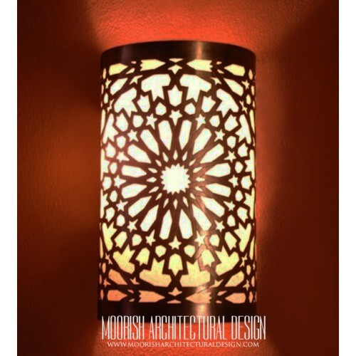 Modern Moroccan Sconce 49