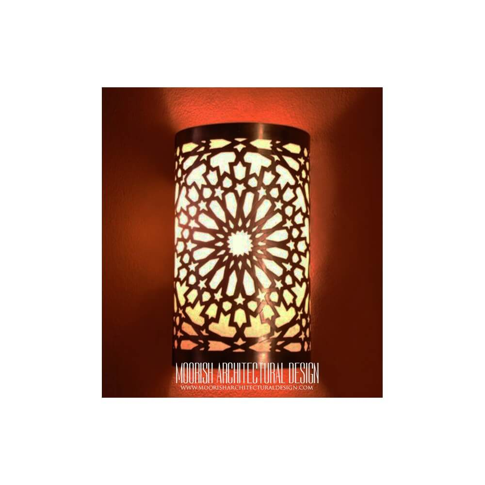 Moroccan Sconce Los Angeles Shop Moorish