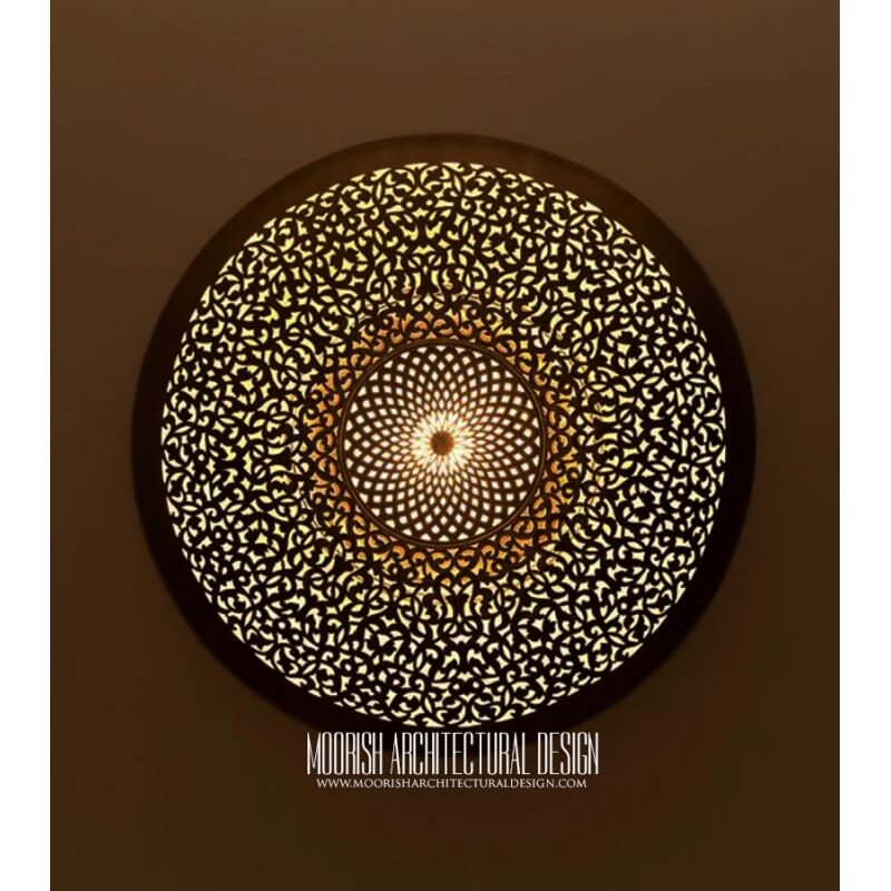 Spanish Lighting Shop San Francisco: Buy custom Moorish Lights