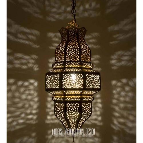 Modern Moroccan Lantern 13