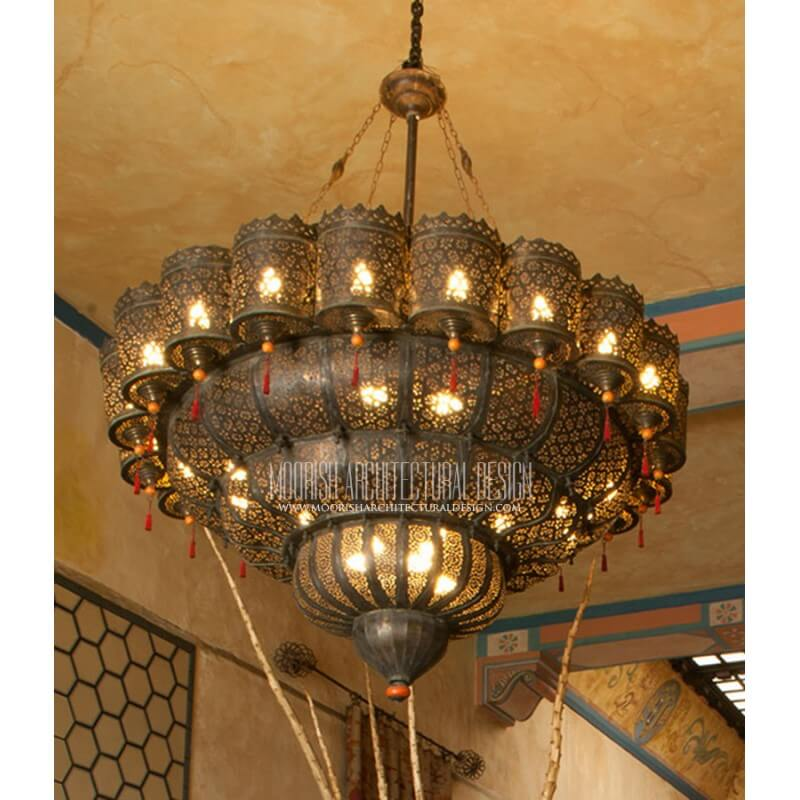 Moroccan Chandelier San francisco