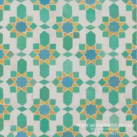 Moroccan Tile 04